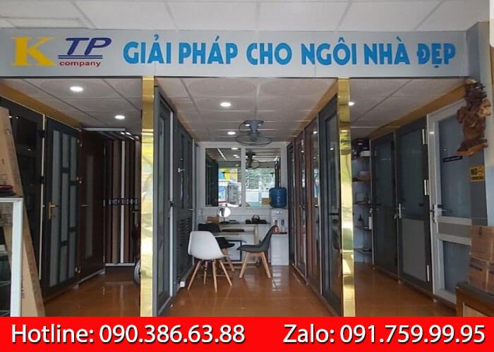 Showroom công ty Kim Thịnh Phát